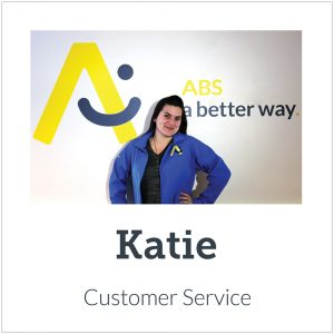 Meet our new team-Katie