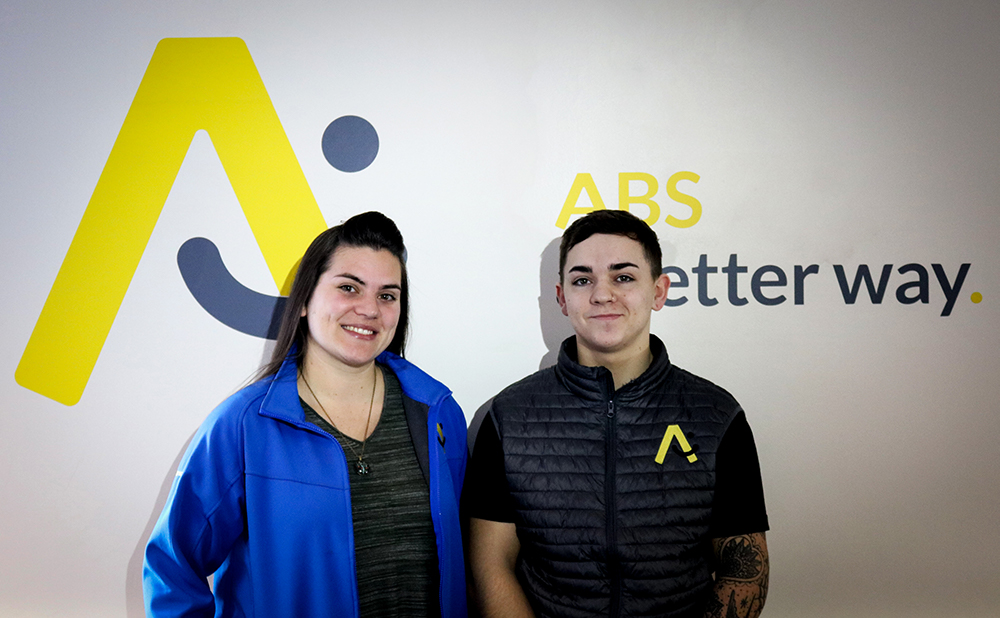 Meet our new team Katie and Toby