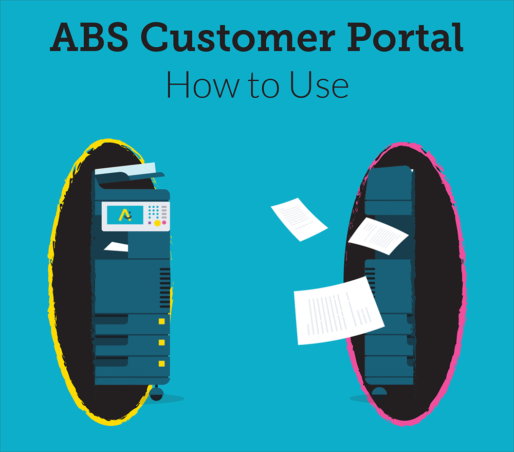 how to use ABS Customer Portal